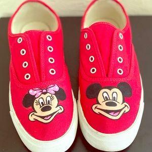 Mickey and Minnie Keds